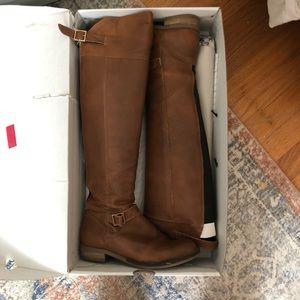 Aldo Gella Leather Riding Boots